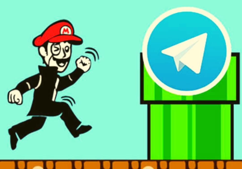 телеграмм боты игры
